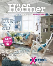 Prospekt Höffner