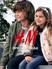 Prospekt H&M