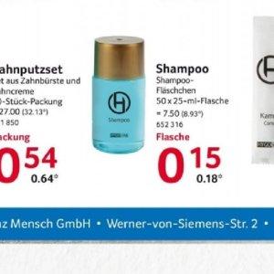 Shampoo bei Selgros