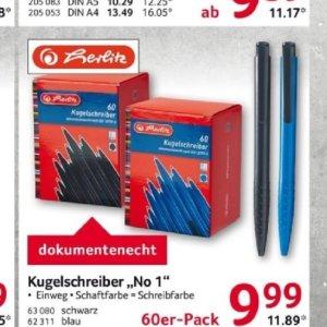Kugelschreiber bei Selgros