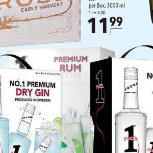 Rum bei Citti Markt