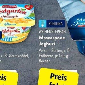 Joghurt ehrmann ehrmann bei Aldi SÜD
