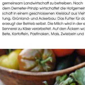 Pastinaken bei Feneberg