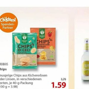 Chips bei basic Bio