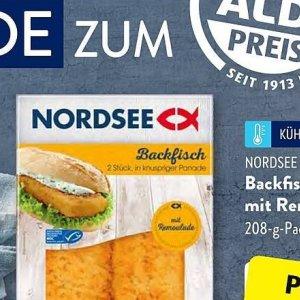 Backfisch bei Aldi SÜD