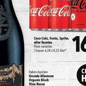 Coca-cola bei Citti Markt