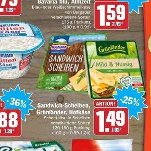 Sandwich bei Hit