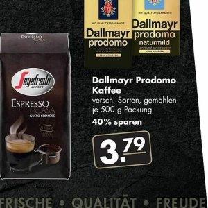 Kaffee bei Handelshof