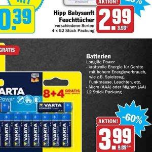 Batterien bei AEZ