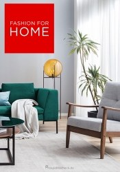 Prospekte Fashion for home Basdorf
